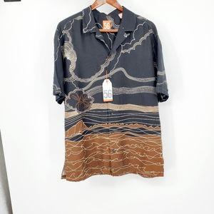 NWT Tori Richard Honolulu shirt
